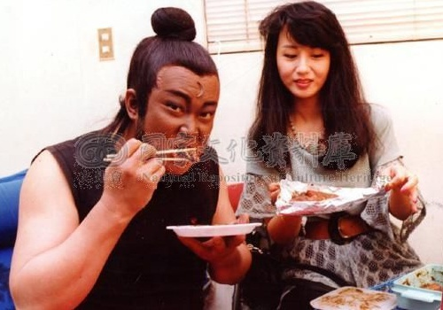 Nhung hinh anh hiem cua vo 'Bao Cong' Kim Sieu Quan hinh anh