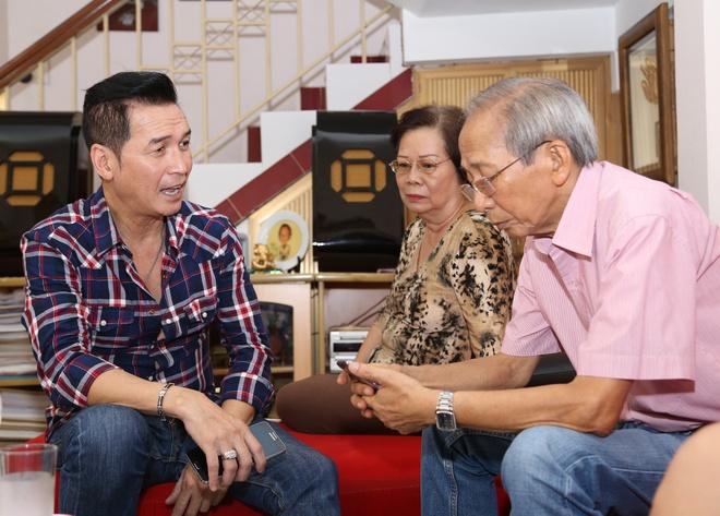 Nguyen Hung den tham vo chong nhac si Nguyen Anh 9 hinh anh
