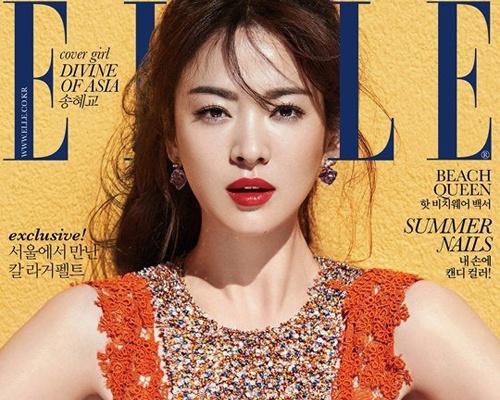 Song Hye Kyo khen dan em Joong Ki nam tinh hinh anh