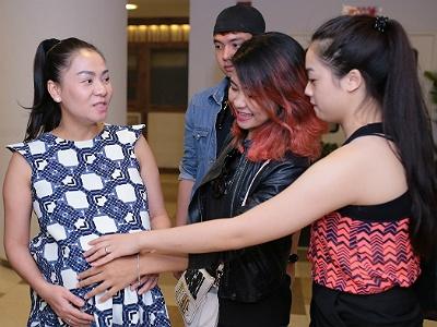 Top 8 Vietnam Idol den nha rieng tham Thu Minh hinh anh