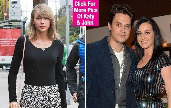 Katy Perry ru John Mayer viet ca khuc tra dua Taylor Swift hinh anh
