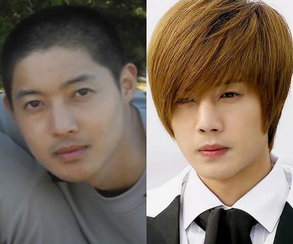 kim hyun joong phát tướng trông thấy trong quân ngũ phim truyền