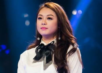 Hot girl Vietnam Idol bi loai som hinh anh