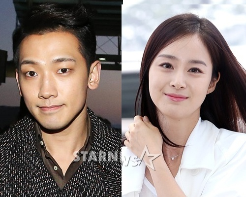 Kim Tae Hee – Rain bi nghi noi got Won Bin hinh anh