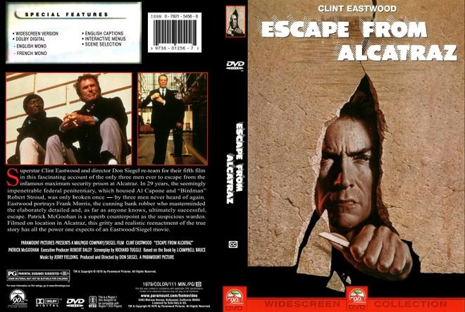 Escape From Alcatraz cut scene hinh anh