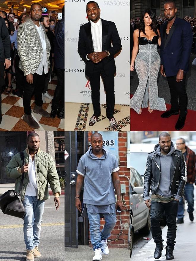 5 yeu to lam nen phong cach thoi trang cua Kanye West hinh anh 3