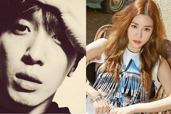 Yonghwa va Tiffany nuoi tiec tap cuoi 'Tro choi vuong quyen' hinh anh