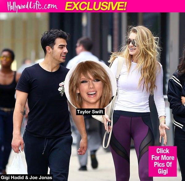Taylor Swift ung ho Joe Jonas hen ho voi ban than hinh anh 1