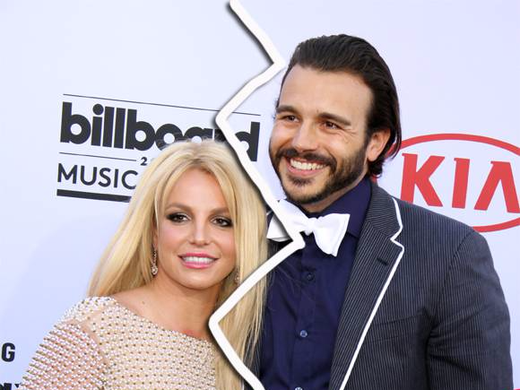 Britney Spears chia tay dao dien Charlie Ebersol hinh anh