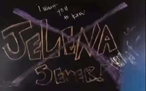 Justin Bieber xoa ten Selena Gomez trong MV moi hinh anh