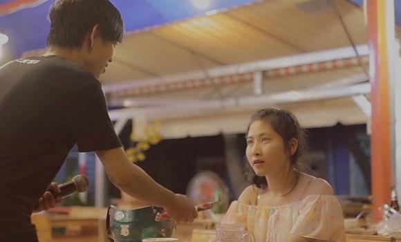 MV 'Khi noi dau qua lon' - Bui Vinh Phuc hinh anh