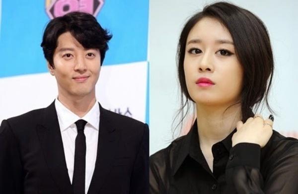 Lee Dong Gun hơn Jiyeon (T-ara) đến 13 tuổi.