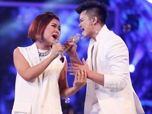 Ha Nhi dung buoc tai Vietnam Idol du nhan con mua loi khen hinh anh