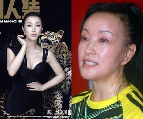 Giai nhan Hoa ngu 'hoi xuan' nho photoshop thai qua hinh anh