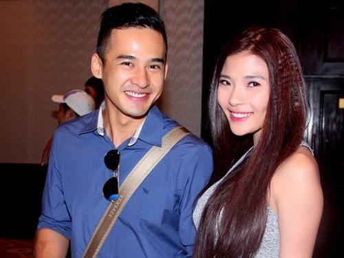 Thuy Diem: 'Toi chua song thu voi Luong The Thanh' hinh anh