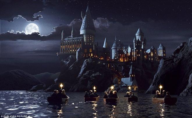 Nhung dieu thu vi ve 'Harry Portter' duoc JK Rowling tiet lo hinh anh 3