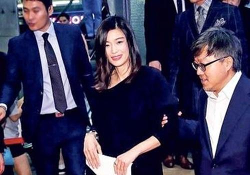 Mang bau gan 3 thang, Jeon Ji Hyun duoc ve si ho tong hinh anh