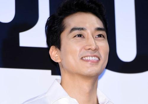Song Seung Hun lan dau lo dien sau khi tuyen bo yeu Diec Phi hinh anh