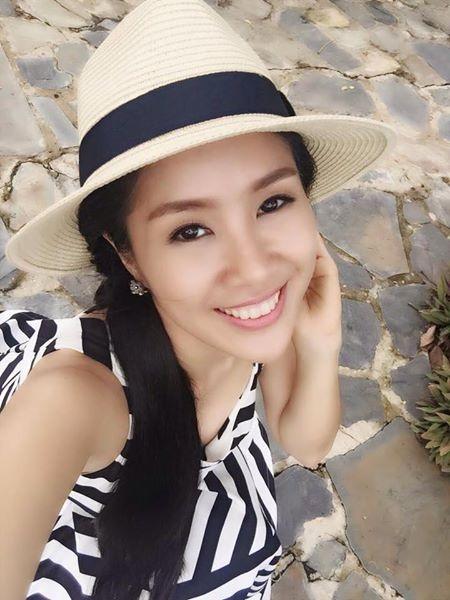 Le Phuong: 'Toi da tim duoc nguoi dan ong moi' hinh anh 1