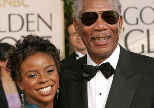 Chau gai Morgan Freeman bi tinh cu dam chet truoc cua nha hinh anh