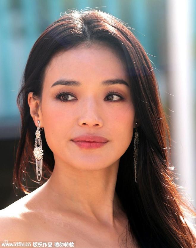 Thu Ky da cang min o tuoi U40 hinh anh 2 Ở tuổi 39, Thư Kỳ vẫn trẻ đẹp như ngoài 20. Cô thuộc số ít minh tinh có nhan sắc không tuổi của làng giải trí.