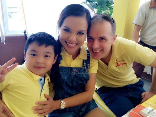 Ly Thanh Thao 'Mui ngo gai' khong hoi tiec cuoc hon nhan cu hinh anh