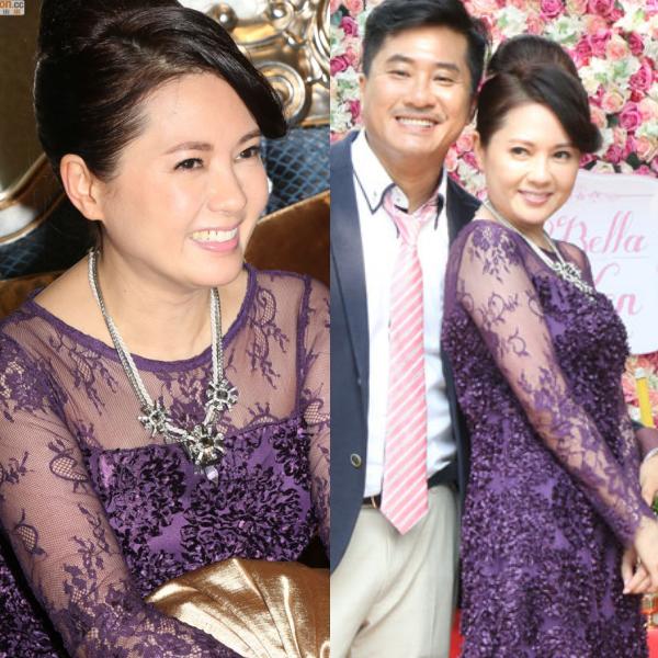 Cuoc song 'Nu hoang phim cap ba Hong Kong' o tuoi U50 hinh anh 3 Lý Lệ Trân ở tuổi 49 tăng cân đáng kể. Cô quay trở lại màn ảnh với những vai phụ.