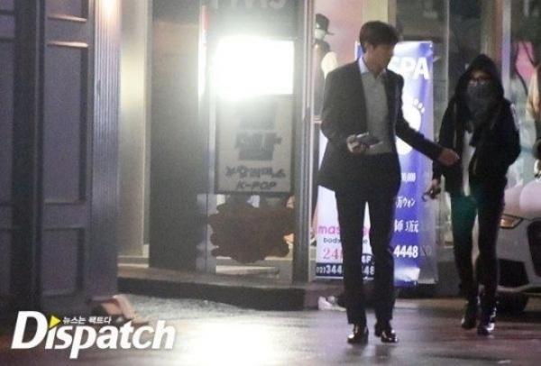 Lee Min Ho tinh chuyen cuoi Suzy (MissA) hinh anh 2 Ảnh hẹn hò bị đăng tải vào tháng 3.