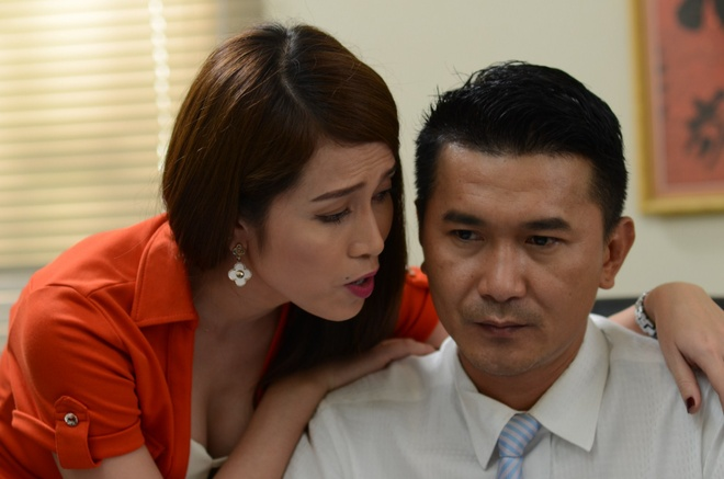 Trinh Kim Chi yeu Huy Khanh trong phim moi hinh anh 5
