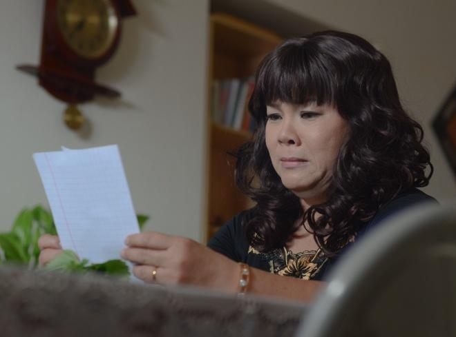 Trinh Kim Chi yeu Huy Khanh trong phim moi hinh anh 4