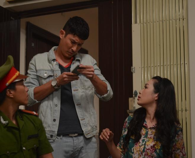 Trinh Kim Chi yeu Huy Khanh trong phim moi hinh anh 3