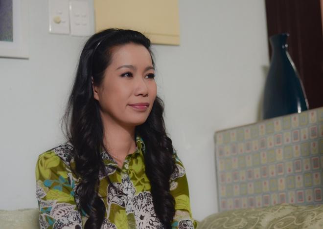 Trinh Kim Chi yeu Huy Khanh trong phim moi hinh anh 1