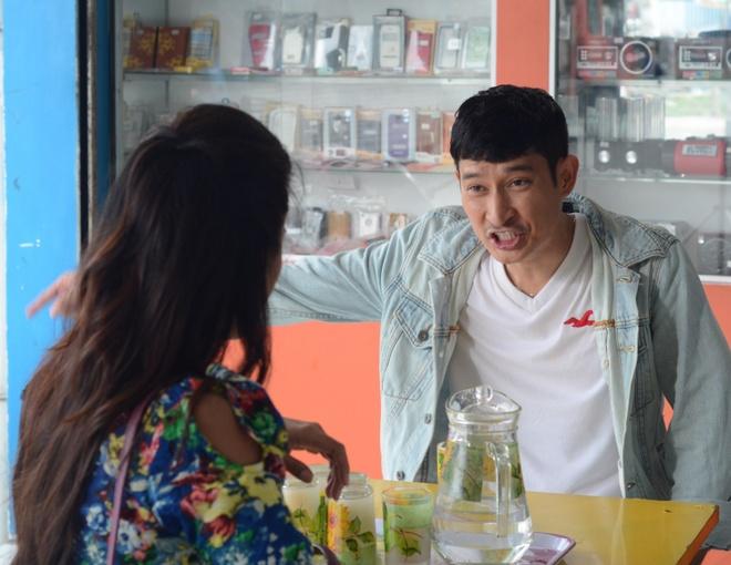 Trinh Kim Chi yeu Huy Khanh trong phim moi hinh anh 2