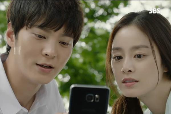 Phim moi cua Kim Tae Hee quang cao lo lieu hinh anh