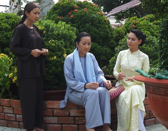 Luong The Thanh, Thuy Diem thanh vo chong trong phim moi hinh anh 7. Ải mỹ  nhân ...