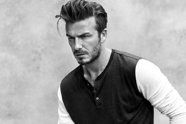 David Beckham san sang nhan chi trich khi dong phim hinh anh