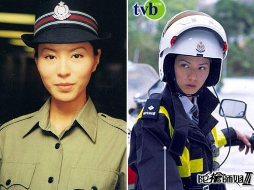 7 dien vien TVB tung lam canh sat Hong Kong hinh anh
