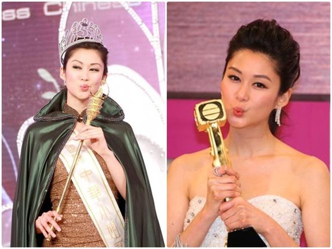 Nhung dieu it biet ve Ma Quoc Minh va Sam Le Huong hinh anh 2 Sầm Lệ Hương khi nhận giải thưởng.