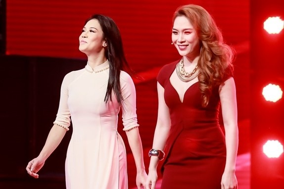 Loat tin don lam day song Giong hat Viet 2015 hinh anh 6