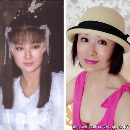 Ngay ay va bay gio cua cac nu hiep trong phim Kim Dung hinh anh 11 Phan Nghinh Tử đóng Tiểu Long Nữ trong năm 1984. Bà đã ở tuổi 70 nhưng vẫn có vẻ ngoài như 50 tuổi.