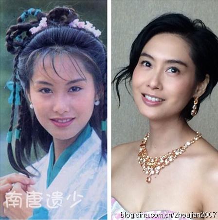 Ngay ay va bay gio cua cac nu hiep trong phim Kim Dung hinh anh 4 Năm 1994, Chu Ân hóa thân thành công vào vai Hoàng Dung. Ở tuổi 44, người đẹp mất đi nét tinh nhanh năm nào nhưng cô vẫn quyến rũ.