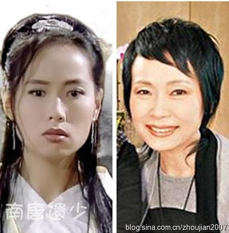 Ngay ay va bay gio cua cac nu hiep trong phim Kim Dung hinh anh 19 Năm 1994, Diệp Đồng đóng vai Triệu Mẫn trong Ỷ thiên đồ long ký. Vài năm trở lại, cô không tham gia phim ảnh.