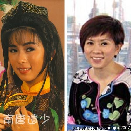 Ngay ay va bay gio cua cac nu hiep trong phim Kim Dung hinh anh 9 Năm 1987, La Huệ Quyên đảm nhận vai Hoắc Thanh Đồng trong Thư kiếm ân cừu lục. Nữ diễn viên từng có thời gian dài đấu tranh với bệnh ung thư và qua đời vào năm 2012 ở tuổi 45.