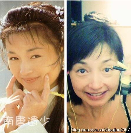Ngay ay va bay gio cua cac nu hiep trong phim Kim Dung hinh anh 12 Cô nàng Quách Tương bản năm 1995 do Lý Ỷ Hồng đóng. Vài năm gần đây, người đẹp họ Lý tập trung chăm sóc gia đình.
