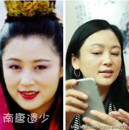 Ngay ay va bay gio cua cac nu hiep trong phim Kim Dung hinh anh 14 Nét đẹp của Trần Hồng ngày ấy trong vai Lý Mạc Sầu năm 1998 và hiện nay.