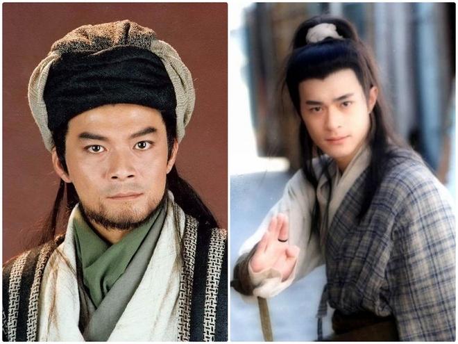 Doi tu 9 dien vien TVB dong dai hiep trong phim Kim Dung hinh anh