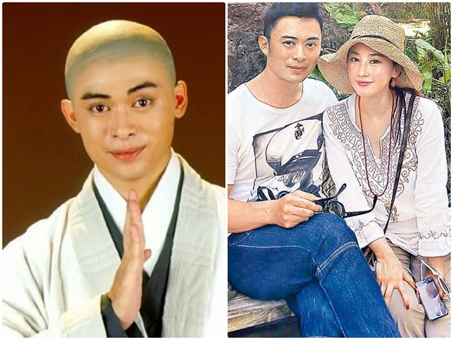 Doi tu 9 dien vien TVB dong dai hiep trong phim Kim Dung hinh anh 4