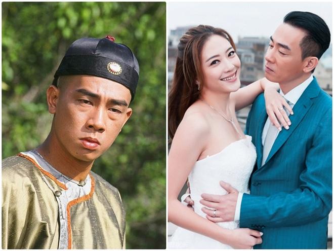 Doi tu 9 dien vien TVB dong dai hiep trong phim Kim Dung hinh anh 10