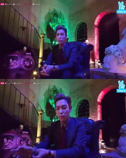 T.O.P (Big Bang) muon hen ho voi ban gai hon tuoi hinh anh 1 T.O.P trong video Ghost: T.O.P Will Answer You.