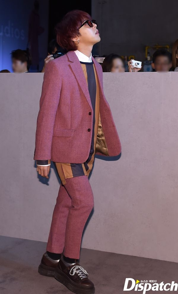 G-Dragon di giay don de lo chieu cao khiem ton hinh anh 2